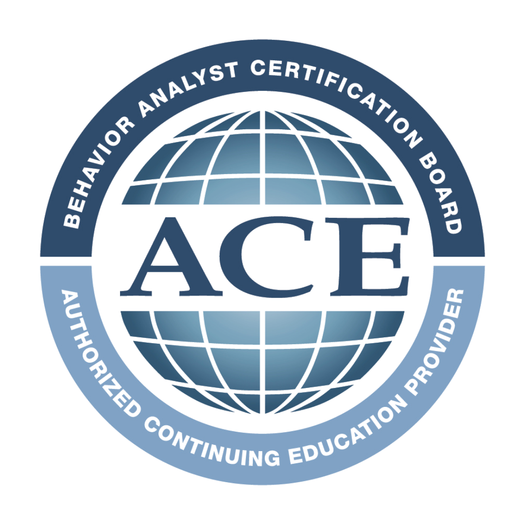 CEUs by Study Notes ABA is an Authorized Continuing Education Provider by the Behavior Analyst Certification Board BACB